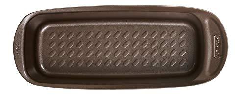 Pyrex Plum Cake Mould 30CM ASIMETRIA PX Moldes para Pan y plumcake, Acero Inoxidable, Multicolor, 30 cm