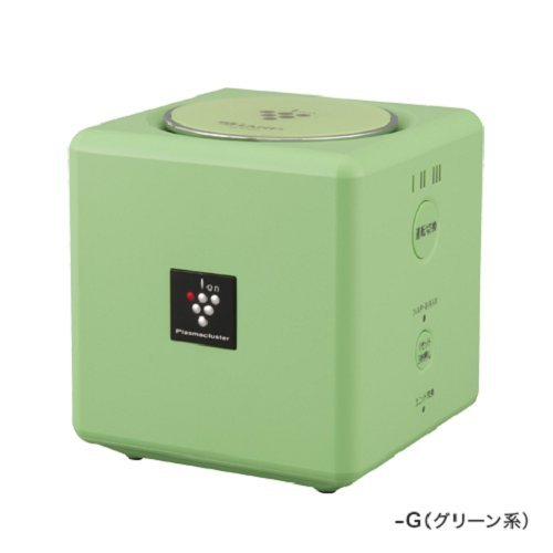 SHARPプラズマクラスター搭載イオン発生機1畳用グリーン系IG-EX20-G