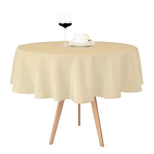 New 90cm Square White Paper Table Covers Disposable Easy Clean Dining Party 3