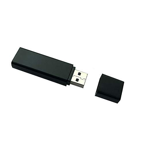 Anself ANT+ Dongle USB Stick Mini USB ANT + Stick Empfänger - Transmitter und-Empfänger für Zwift/Tacx/Wahoo/Garmin/Bkool Fahrradtrainer Kompatibel mit Forerunner 310XT 405 410
