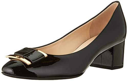 Högl Damen Finesse Pumps, Schwarz 0100, 43 EU