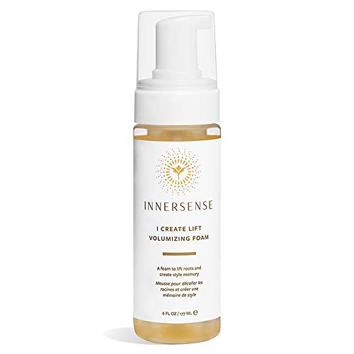 Innersense - Organic I Create Lift Hair Volumizing Foam | Clean, Non-Toxic Haircare (2.37 oz,NEW PACKAGING)