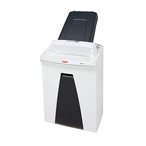 Find Bargain HSM SECURIO AF300 Cross-cut Shredder with automatic paper feed; shreds up to 300 automa...