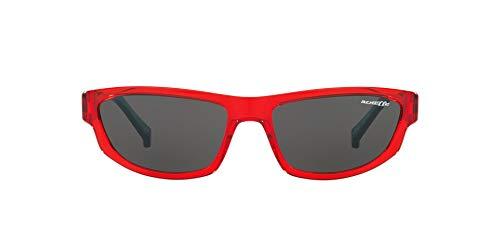 Arnette 0AN4260 Gafas de sol, Transparente Red, 56 para Hombre