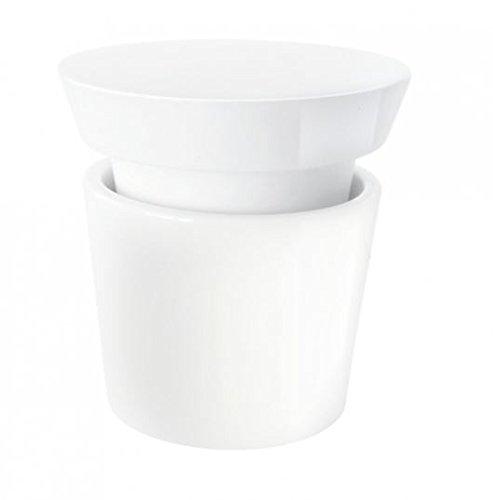 ASA Gewürzmühle, Porzellan, weiß, 11x10x11 cm