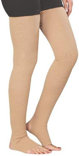 Lector Varicose Vein Stocking Compression Thigh Length support (Medium)