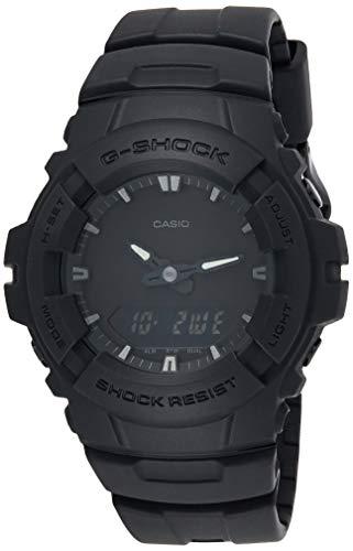Casio G-Shock Men's Black Out Series Analog Digital Watch