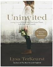 Uninvited by Lysa TerKeurst (Paperback)