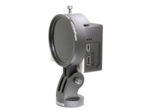 Nflightcam Cockpit Propeller Filter for GoPro Hero3, Hero3+, Hero4