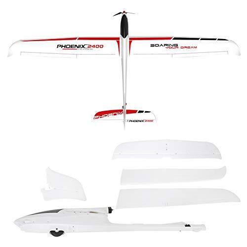 AAAGX Volantex Phoenix 2400 759-3 EPP Airplane Glider 2400mm Wingspan Plane RC Aircraft
