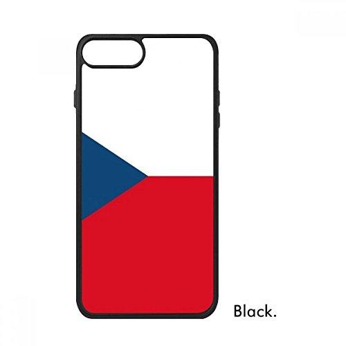 Bestchong Tsjechië Nationale vlag Europa Land Voor iPhone SE 2 nieuw voor Apple 78 Case Cover
