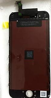 شاشة ايفون 6 بلس خارجية داخلية اللون اسود