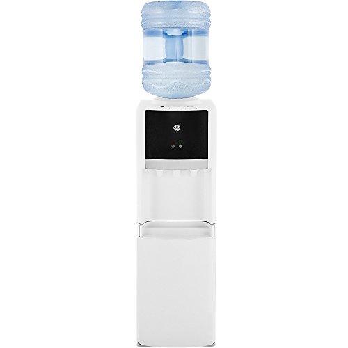 Dispensador De Agua Ge Gxcfs7W 3 Llaves C/Gabinete Blanco