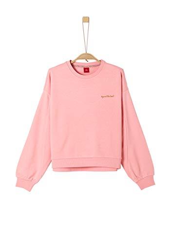 s.Oliver Mädchen 66.908.41.2751 Sweatshirt, Rosa (Light Pink 4273), 152 (Herstellergröße: M/REG)