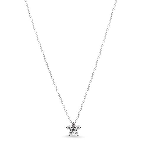 LUXENTER Collar Mujer Plata PT0800000