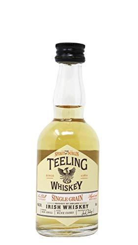 Teeling Whiskey Co. - Single Grain Miniature Irish - Whisky