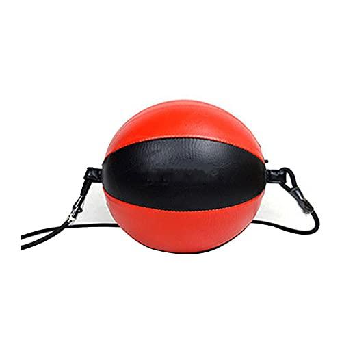 Jorzer Boxeo Reflejo Balling Capacitación Bola Boxeo Deporte Punch Bolsa Colgante Equipo de Entrenamiento para Entrenamiento Velocidad Agilidad Ejercicio Punzonado Bola
