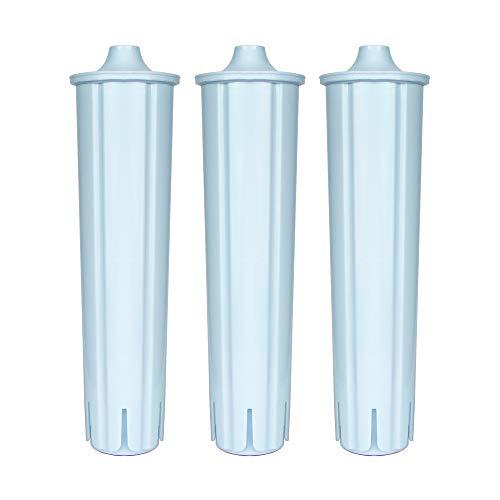 Filterpatronen Wasserfilter kompatibel mit JURA CLARIS BLUE Filter für Jura Kaffee Vollautomat Kaffeemaschine IMPRESSA ENA GIGA effektiv mit Reinigungstabletten für Kaffeevollautomaten (3)