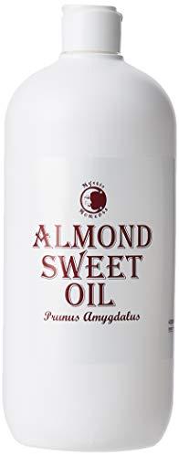 Mystic Moments, olio di mandorle dolci, 1 litro, 100% puro