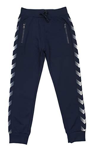 Fashion Boy Jungen Jogginghose Freizeithose in Blau, Gr. 128/134, J6289.10