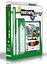 Pool party + Queue de billard [Bundle]: Amazon.es: Videojuegos