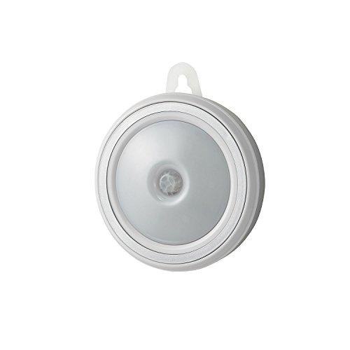 朝日電器 ELPA LEDナイトライト 明暗 人感センサー PM-L214
