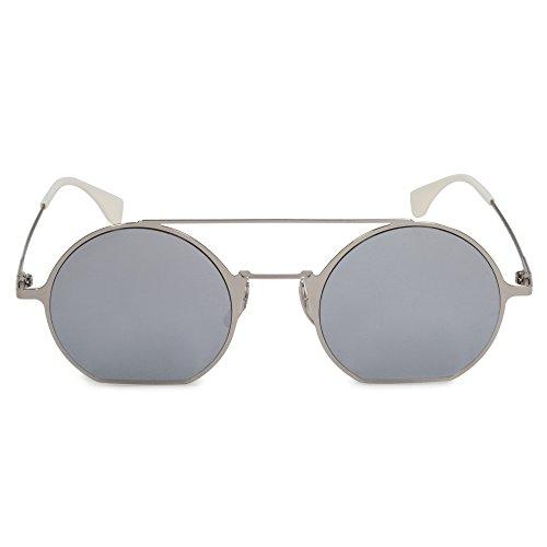 Fendi Womens Unisex Ff0291/010 48Mm Sunglasses