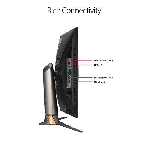 ASUS ROG Swift 360Hz PG259QN 24.5 inches HDR Gaming Monitor (Renewed)