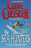 Paperback Sea Hunters: True Adventures with Famous Shipwrecks Book