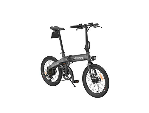 UK Next Working Day 20 Inch Tire HIMO Z20 Removable battery Folding Electric Bike for Adult,Max 80km Range, Removable Large Capacity Battery, 250W DC Motor
