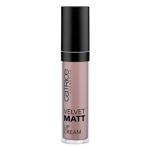 Catrice - Lipgloss - Velvet Matt Lip Cream - 010 Midnude Season