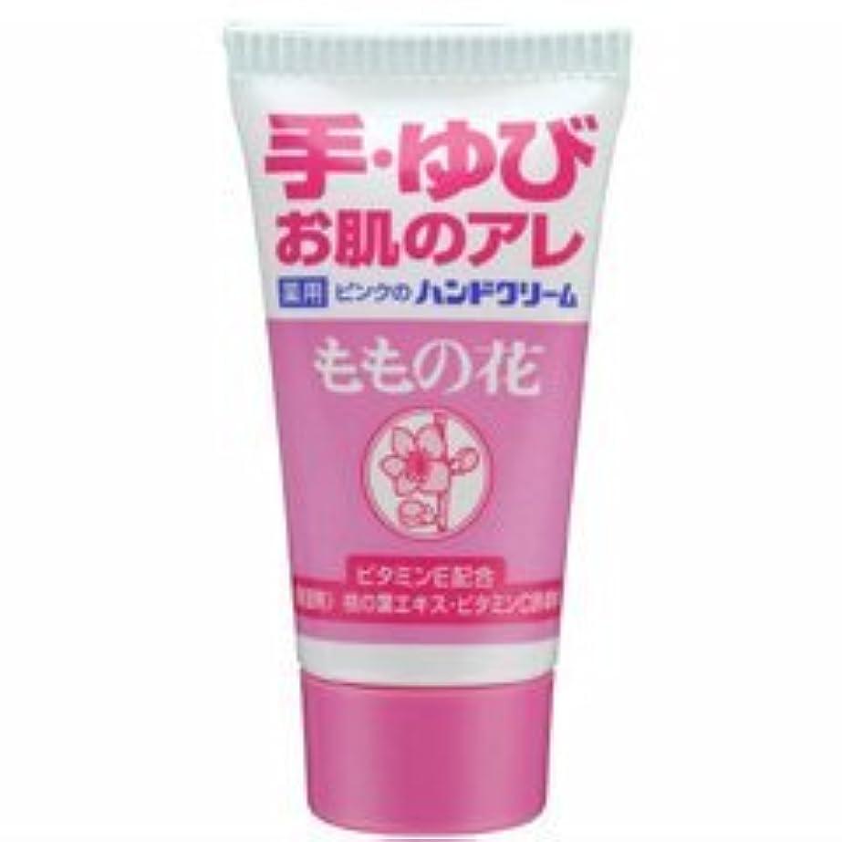 タイルビルダー鎮痛剤【オリヂナル】ハンドクリーム ももの花 チューブ 30g