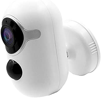 WiYA 1080p Outdoor Wireless Rechargeable Security Camera