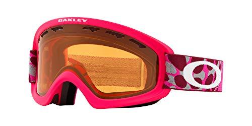 Oakley Gafas de Esqui O2 XS OO 7048 OCTOFLOW CORAL PINK/PERSIMMON unisex