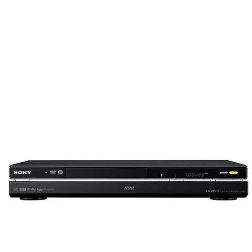 Sony RDR HX 780 B DVD- und Festplatten-Rekorder 160GB (DivX-Zertifiziert, HDMI, Upscaling 1080) schwarz