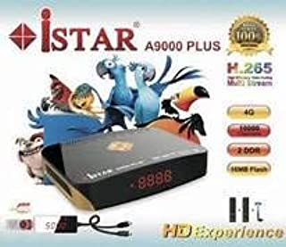 iSTAR Korea A9000 Plus Receiver 1Year Online tv Code Arabic Turkish Kurd Somali from ISTAR USA شركة ايستار في امريكا