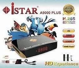 iSTAR Korea A9000 Plus Receiver 1Year Online tv Code Arabic Turkish Kurd Somali from ISTAR USA شركة ايستار في امريكا