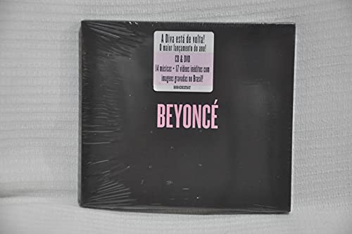 BEYONCE - EXPLICIT VERSION (CD+DVD)