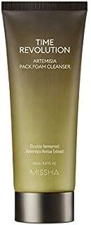 MISSHA Time Revolution Artemisia Pack Foam Cleanser