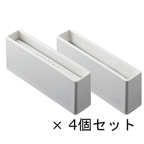 若井産業(Wakaisangyo) 1×6 ディアウォールS ディアウォールS DWS16W ホワイト 4個セット