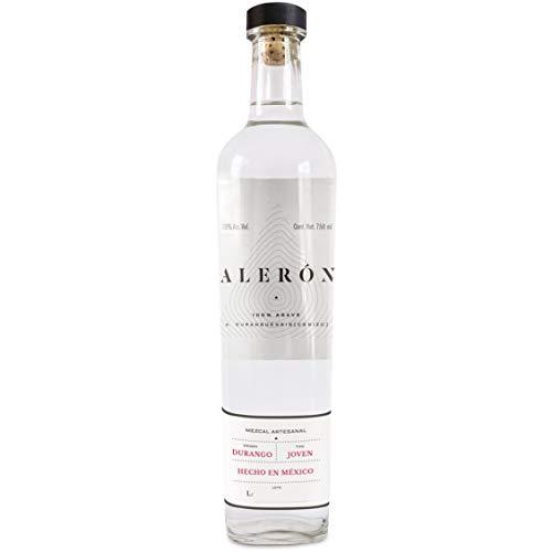 Mezcal Alerón Agave Cenizo 750 ml | 1 Botella