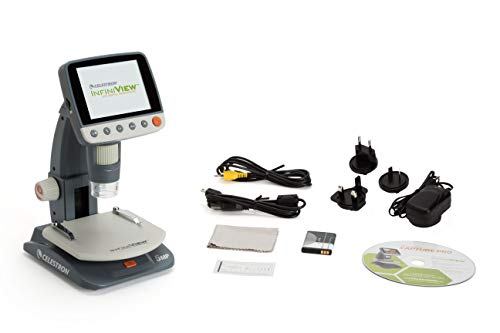 Celestron 5 MP InfiniView LCD Digital Microscope