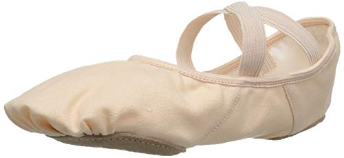 Capezio Womens Hanami Ballet Shoe (2037W) -LIGHT PINK -10.5
