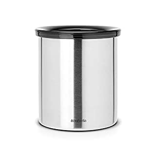 Brabantia Waste Bin for Tea Bags and Coffee Pods - Matt Steel (B000BV5QY8) | Amazon price tracker / tracking, Amazon price history charts, Amazon price watches, Amazon price drop alerts