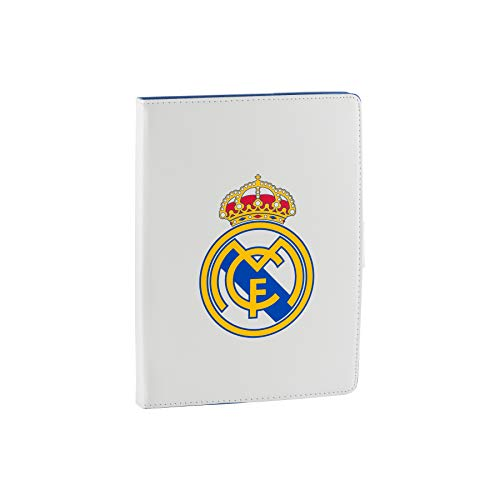 Real Madrid Funda Tablet Universal de 10.1