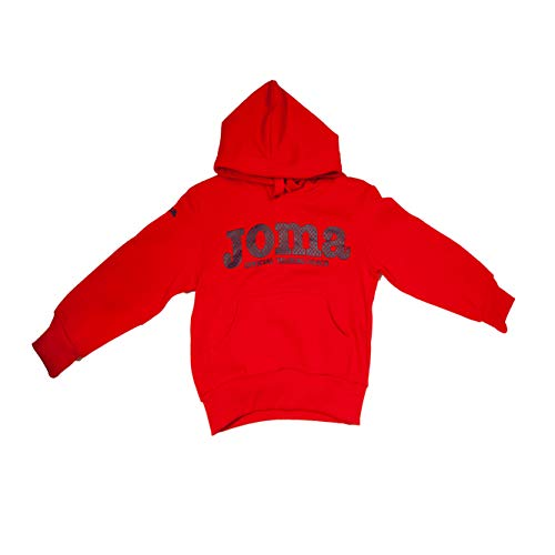 Joma Sudadera JR Red-Blue