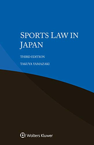 Sports Law in Japan (English Edition)