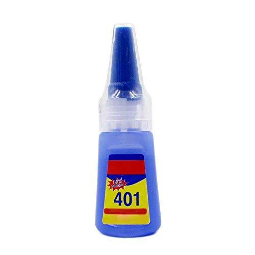 ieenay 401 rápido Fix instantáneo rápido Adhesivo 20g Pegamento Super...