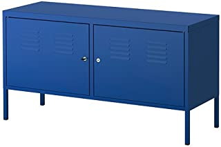 IKEA PS Cabinet, blue 46 7/8x24 3/4