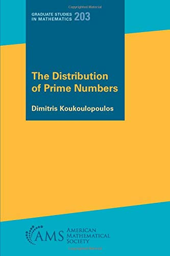 Compare Textbook Prices for The Distribution of Prime Numbers Graduate Studies in Mathematics  ISBN 9781470447540 by Dimitris Koukoulopoulos